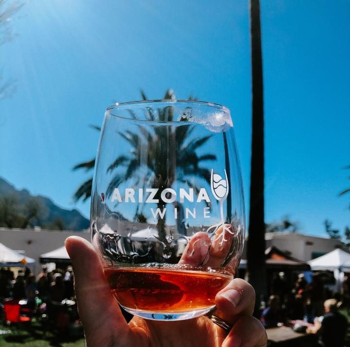 7th Annual Off the Vine Arizona WineFestival